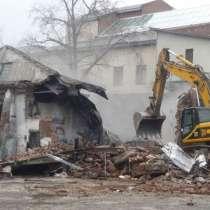 Демонтаж, снос строений (частичный, полный), в Иванове
