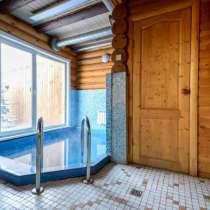 Русская баня с веником на дровах в Центральном районе, в Новосибирске