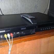 HDD, DVD-рекордер Samsung DVD-HR 757, в Судаке