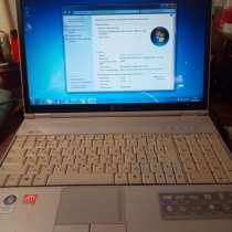 Рабочий ноутбук LG E500, в Санкт-Петербурге