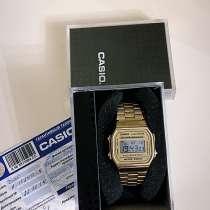 Часы Casio золото, в Улан-Удэ