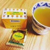 Чай самахан в пакетиках, в Москве