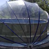 Летотент, складной павильон для бассейна, купол для бассейна, в г.Алматы
