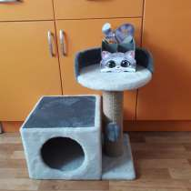 Домики-когтеточки для кошки, в Самаре