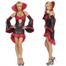 Маскарадный костюм «Дама Вамп» артикул - Артикул: A2143, в Ставрополе