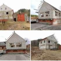 Продается 2-х уровневый дом в п. Ратомке 8 км от МКАД, в г.Минск
