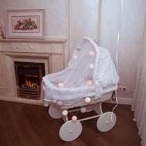Комнатная колыбель-коляска ComfortBaby Home, в Егорьевске