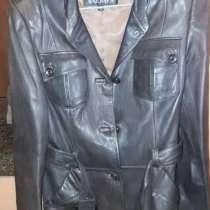 Продам куртку кожанную, в г.Уральск