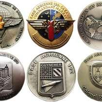 Лот-3. Французские полковые настольные медали, в Москве