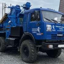 Продам БКМ Айчи Aichi D705, шасси КАМАЗ-43118, 2011 г/в, в Омске