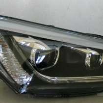 Тюнинг фары передняя оптика Hyundai santa Fe IX45 2013+, в г.Запорожье