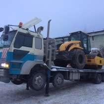 Услуги грузового эвакуатора - Самогруза эвакуатора, в Новосибирске