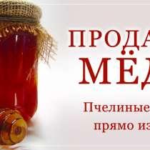 Продам мёд. Доставка, в Юрге