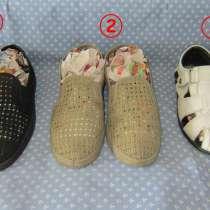 Летняя обувь, сандалии, мокасины, в Калининграде