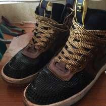 Зимние сапоги Nike Air Force, в Тюмени