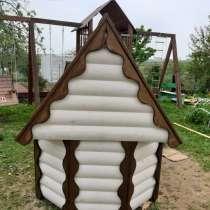 Домик для колодца, в Дмитрове