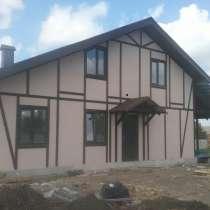 Строительство каркасных и каркасно-щитовых домов, в Воронеже