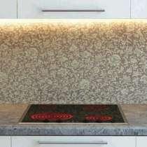 Кухонные фартуки из полимерного стекла и АБС, в Бронницах