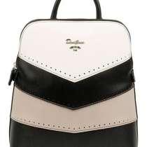 Сумка-рюкзак David Jones 5926-2 black, в Москве