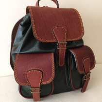 Кожаные рюкзаки от производителя с Бесплатной Доставкой!, в Санкт-Петербурге