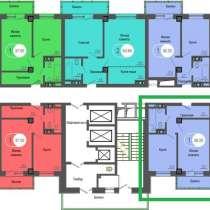 ПРОДАЁТСЯ: 1-комн. квартира на 8-ом этаже в 24-х этажном мон, в Красноярске