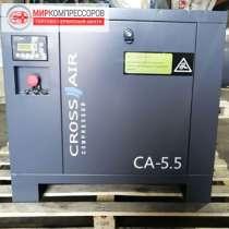 Винтовой компрессор 5.5 кВт 600 л/мин, в Челябинске