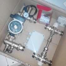 Насосно-смесительный узел для теплого пола ICMA M056-25/60, в Сальске