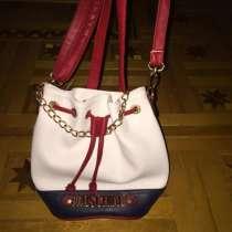 Продам стильный рюкзачок Moschino, в г.Одесса