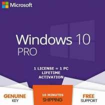 Ключ активации для Windows 10 pro, в Москве