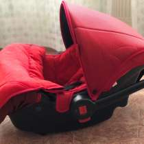 Автомобильное кресло-люлька heyner, в Москве