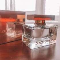 Dolce Gabbana rose the one, в Королёве
