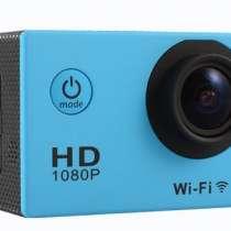 SJCam 4000+ Wi-Fi. Новая экшен камера, в Белово