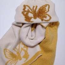 Комплект шапка и шарф (новый), в Тюмени