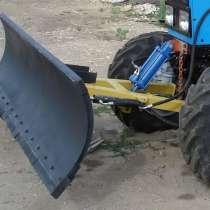 Отвал коммунальный на трактор МТЗ, в Уфе