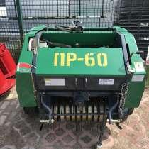Пресс-подборщик рулонный ПР-60 (Беларусский / Бобруйский), в Саранске