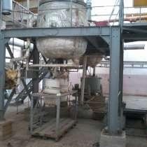 Установка для чанового выщелачивания драг. металлов, в г.Бишкек