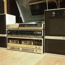 Музыкальный центр. Sanyo DCX W07, в Самаре
