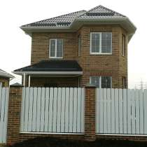 Новый дом 140 кв. м. в р-не ул. Пригородной, в Краснодаре