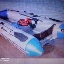 Продам комплект, лодка пвх, мотор, в Рязани