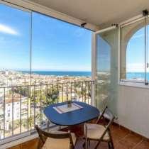 Недвижимость в Испании,Квартира с видом на море в Торревьеха, в г.Торревьеха
