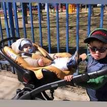 Детская коляска три в одном, в Химках