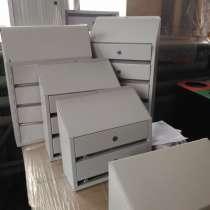 Почтовые многосекционные ящики в комплекте с замками, в Казани