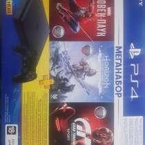 Игровая приставка PS4, в Санкт-Петербурге