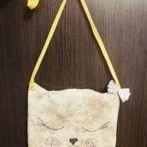 Детская сумочка-кошечка, в Касимове