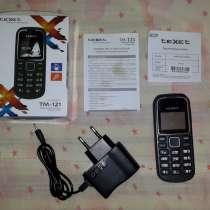 Продаю новый Телефон teXet TM-121, в Камышине