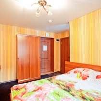 Гостеприимная гостиница в Барнауле с номером размером 35 м2, в Барнауле