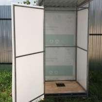 туалет летний, в Перми