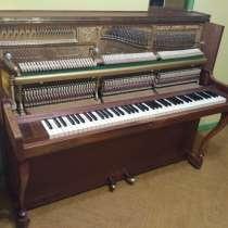 Продам пианино Hermann (Германия) в хорошем состоянии, в Новосибирске