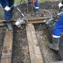 Ремонт железнодорожных тупиков в Красноярске, в Красноярске