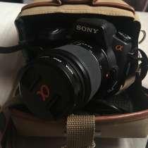 Продаю Срочно Фотоаппарат Sony A-350, в Ступино